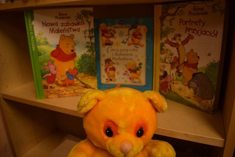 Trzy książeczki o Kubusiu Puchatku