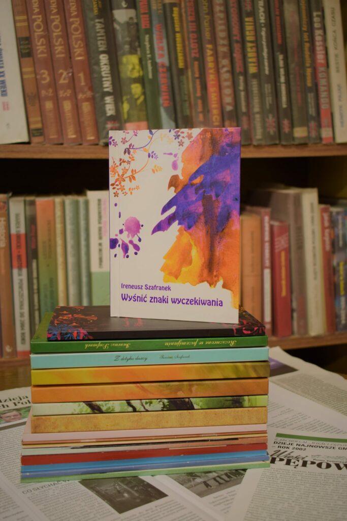 książki lokalnego poety