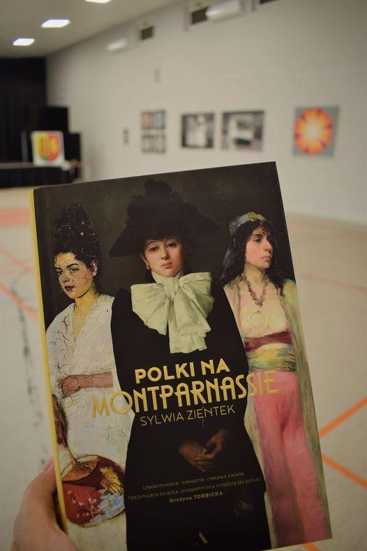 """Kobiety na okładce książki ,,Polski na Montparnassie"""""""